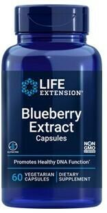 BLUEBERRY EXTRACT (60 VEGGIE CAPS)
