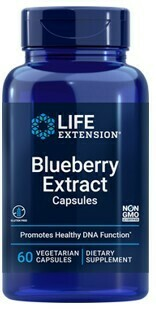 BLUEBERRY EXTRACT (60 VEGGIE CAPS)