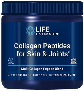 (Colágeno) Collagen Peptides for Skin & J oints, 343 grams