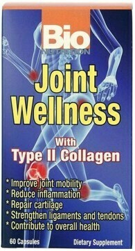 Joint Wellness w/ Type II Collagen (60 caps)