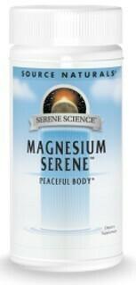 Magnesium Serene (Berry y TangerineFlavor 9 oz.)