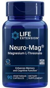 Neuro-Mag® Magnesium L-Threonate (90 veg. caps)