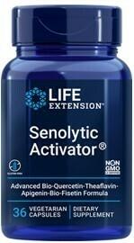 Senolytic Activator (36 capsulas vegetarianas)