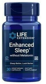 Enhanced Sleep without Melatonin (30 veg. caps)