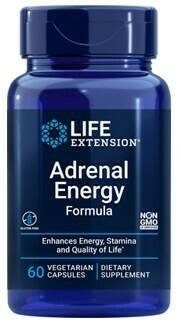 Adrenal Energy Formula (60 caps veg.)