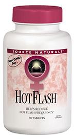 Hot Flash™ (45 y 90 Tabs)