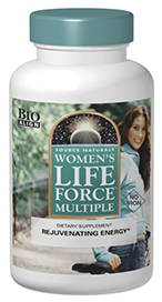 Multivitaminico Women's Life Force Multiple (45 y 90 tabs)