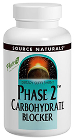 Phase 2 Carbohydrate Blocker (30 y 60 tabs)