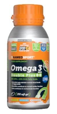 OMEGA 3 DOUBLE PLUS++ 240 CAPSULE SOFTGEL