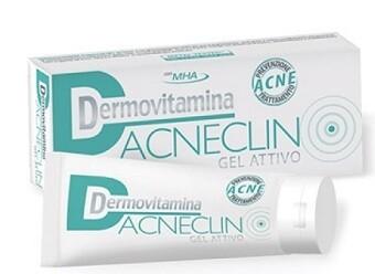 DERMOVITAMINA ACNECLIN GEL ATTIVO 40 ML