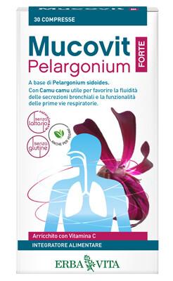 MUCOVIT PELARGONIUM FORTE 30 COMPRESSE