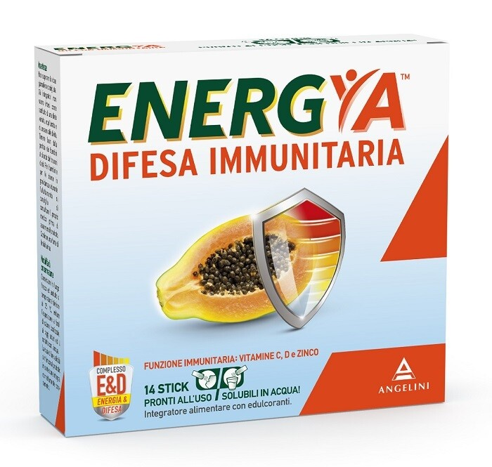 ENERGYA DIFESA IMMUNITARIA 14 STICK