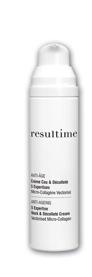 RESULTIME CREMA COLLO & DECOLLETE' 5 EXPERTISES 50 ML