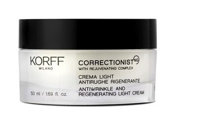 KORFF CORRECTIONIST CREMA LIGHT ANTIRUGHE 50 ML