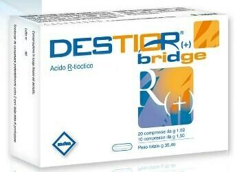 DESTIOR BRIDGE 30 COMPRESSE