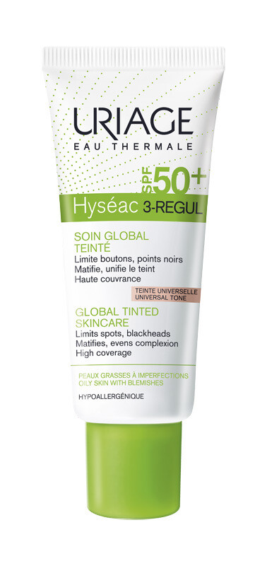 HYSEAC 3-REGUL COLOR SPF50+ 40 ML