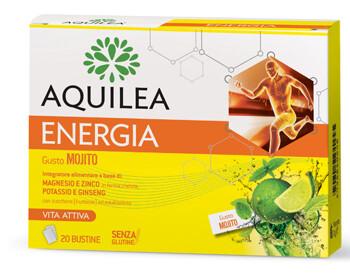 AQUILEA ENERGIA MOJITO 20 BUSTINE