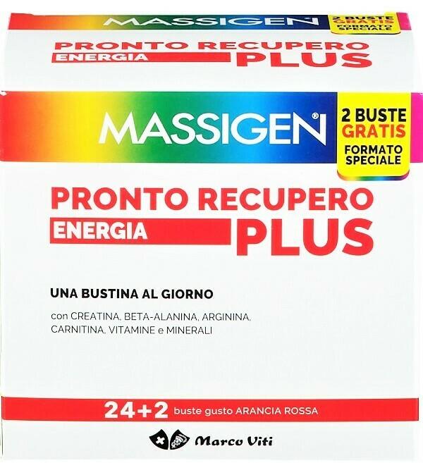 PRONTO RECUPERO PLUS 24 BUSTINE + 2 BUSTINE