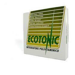 ECOTONIC 10 FLACONCINI