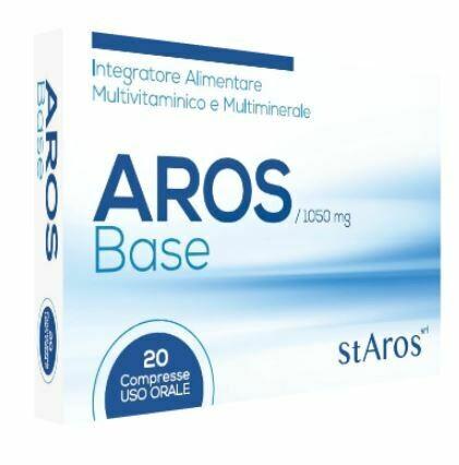 AROS BASE 20 COMPRESSE