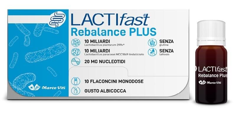 LACTIFAST REBALANCE PLUS 80 ML