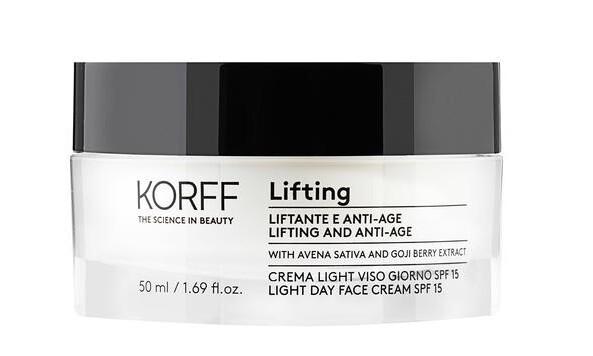 KORFF LIFTING DAY CREAM LIFTING EFFECT SPF15 50 ML
