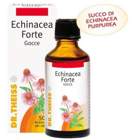 THEISS ECHINACEA FORTE GOCCE 50 ML