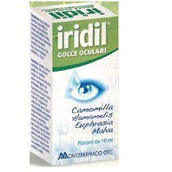 IRIDIL GOCCE OCULARI 10 ML