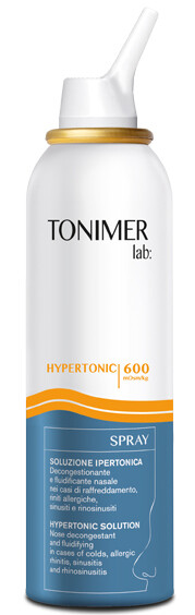TONIMER LAB HYPERTONIC SPRAY 125 ML