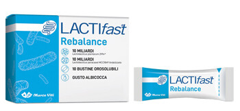 LACTIFAST 10 STICK PACK