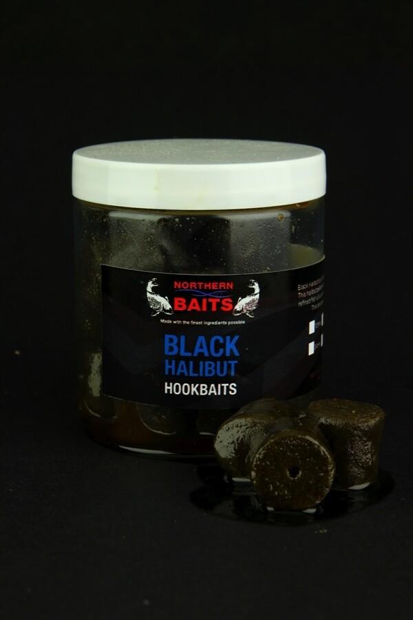 Black halibut hookbait