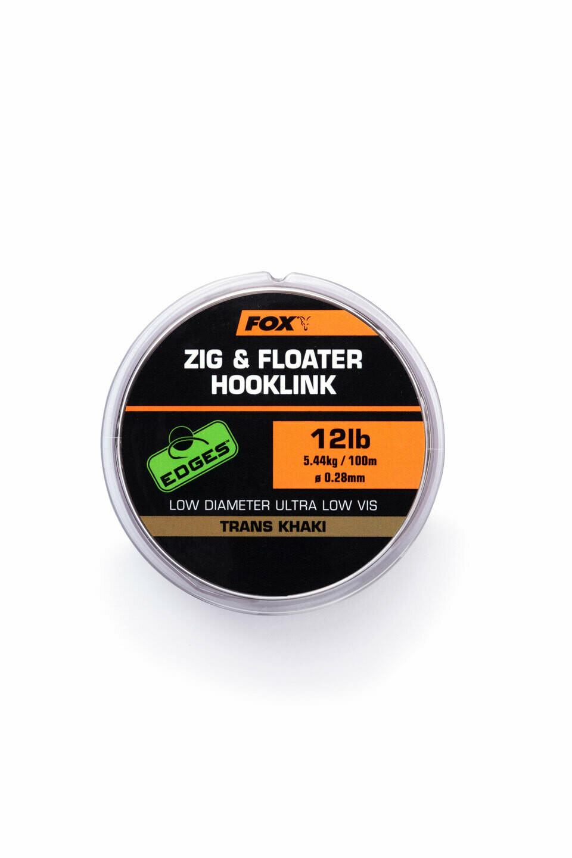 Zig and floater hooklink