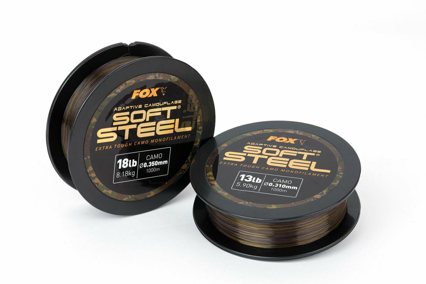 Soft steel 23lbs