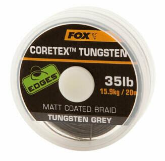 Coretex tungsten braid