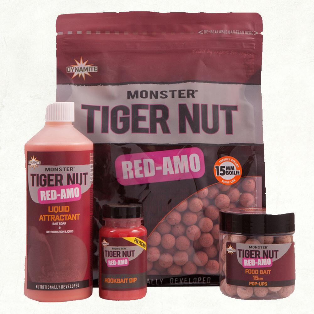 Tiger Nut Red Ammo Boilie