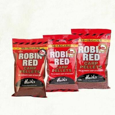 Robin Red Pellets