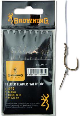 method feeder leaders