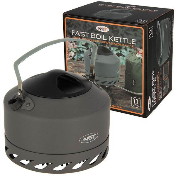 NGT Fast burn kettle