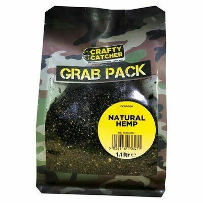 Particles Natural hemp grab pack 1.1l