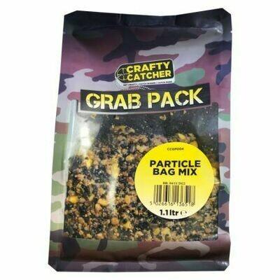 Particles bag mix