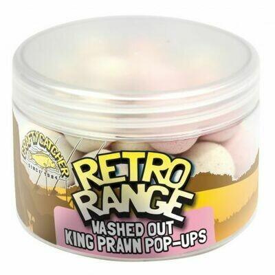 Retro King Prawn wash out 15mm pop up