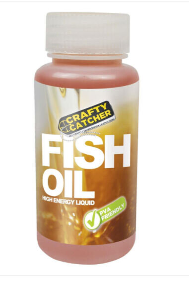 crafty fish oil 250ml