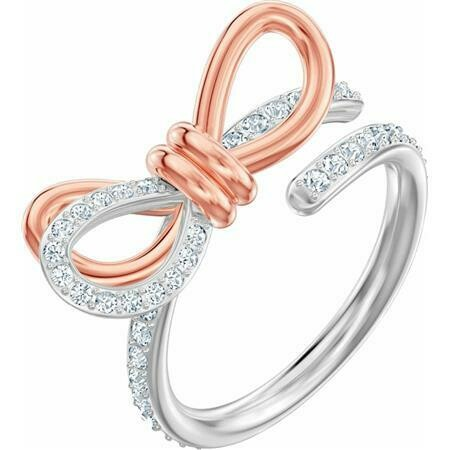 Lifelong Bow Ring-Taille55