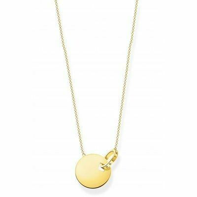 Collier Together Vermeil