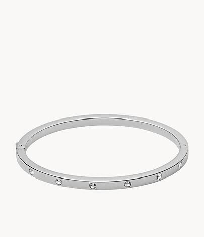 Bracelet rigide acier