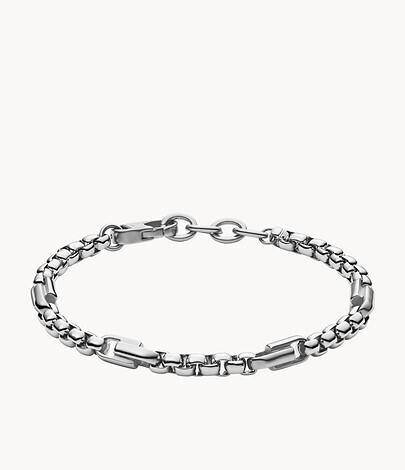 Bracelet homme en acier inoxydable