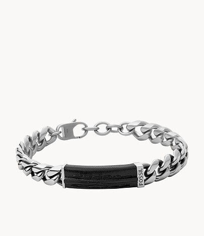 Bracelet à chaîne en acier inoxydable