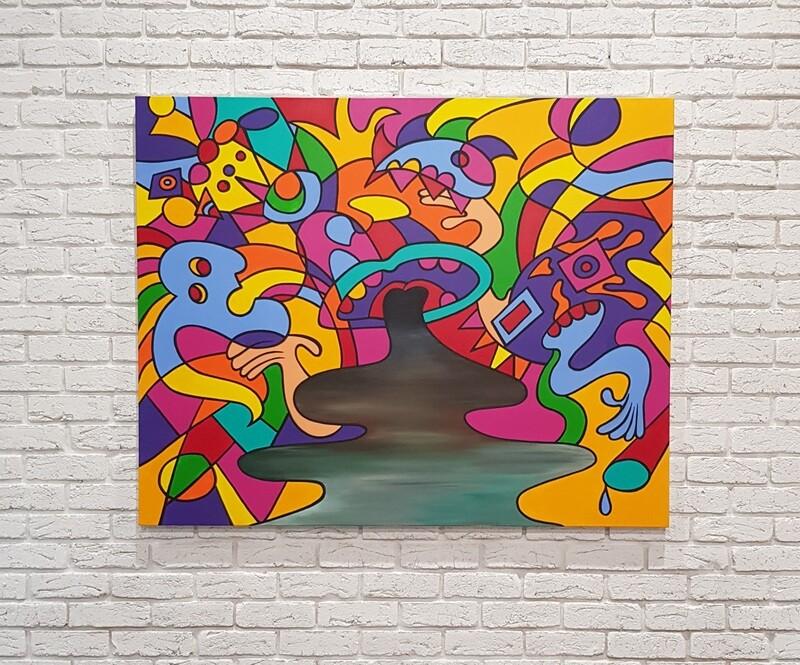 Colour Coaster