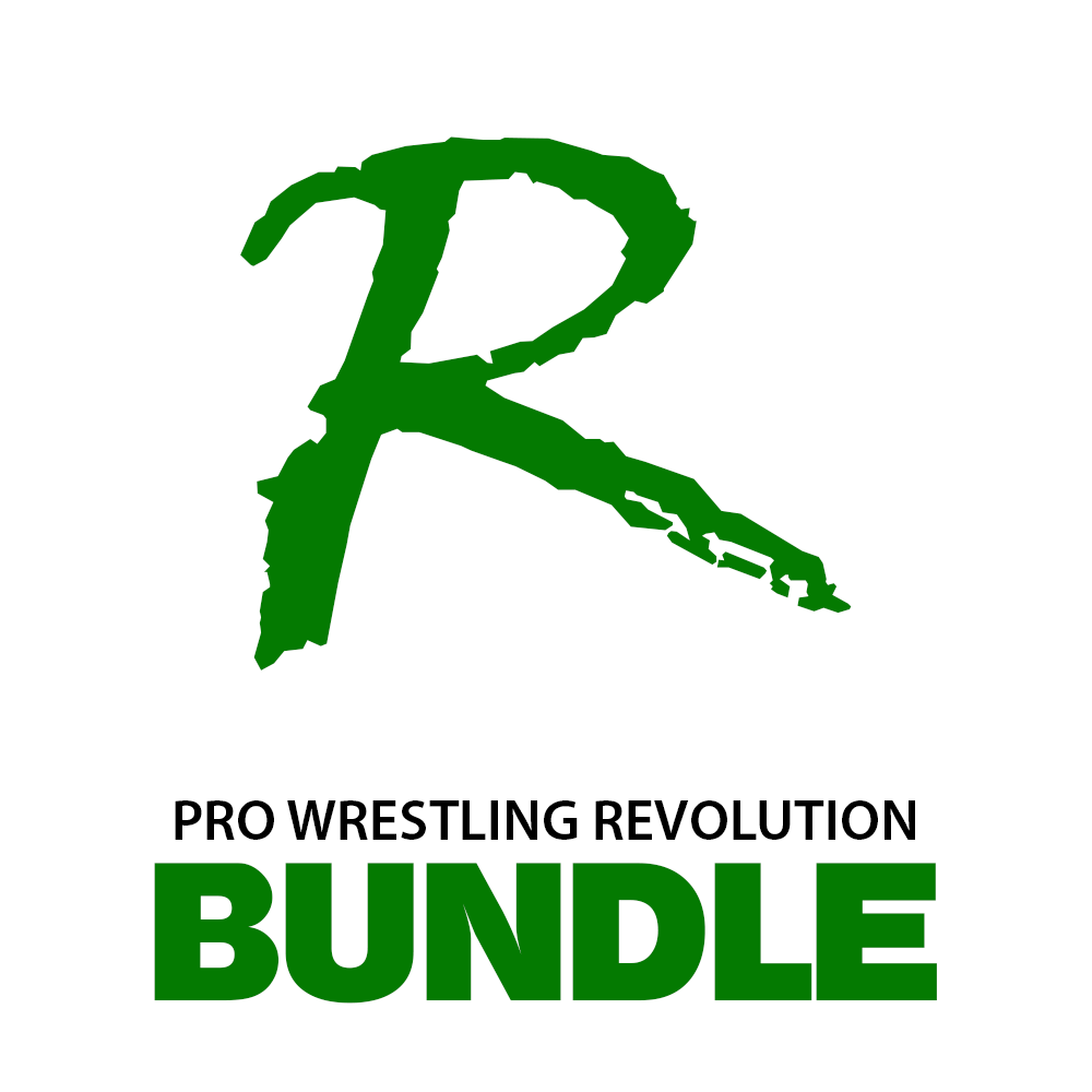Pro Wrestling Revolution Bundle