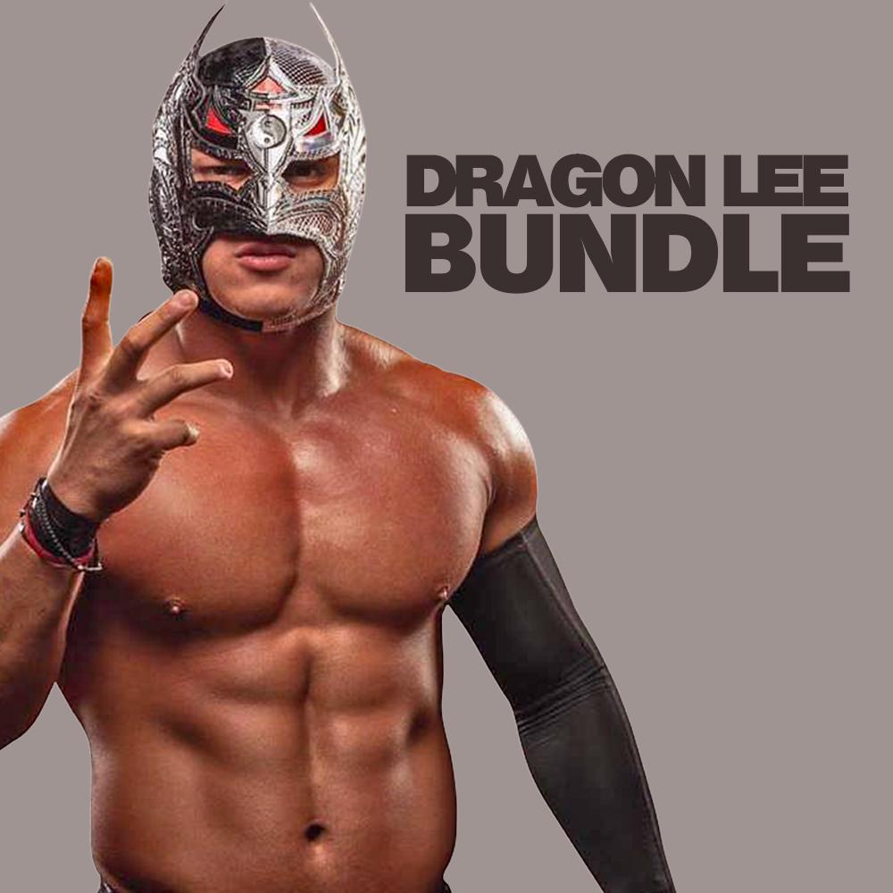 Dragon Lee Bundle (Three Masks)